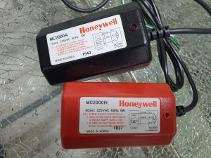 MC2000 & MC2000H, HONEYWELL