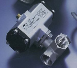 C-UTNE, KITZ 3Way SUS316 Ball Valve(복동식,Double Acting)
